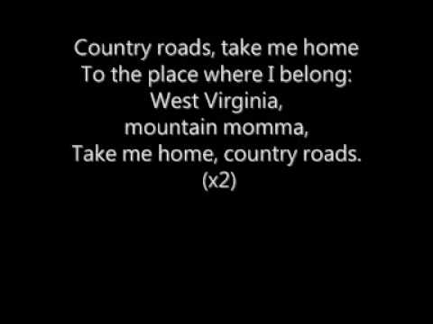 Hermes House Band - Country Roads(with Lyrics)