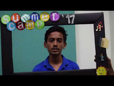 Must Watch IITDelhi Summer Camp Video!