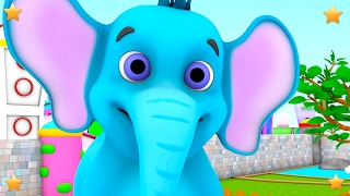 Kids Nursery Rhymes Songs Collection | Kindergarten Rhymes | Baby Songs by Little Treehouse S03E72