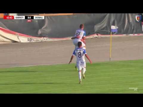 WIDEO: Karpaty Krosno - Ekoball Stal Sanok 1-3 [BRAMKI]