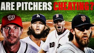 Are MLB PITCHERS CHEATING?
