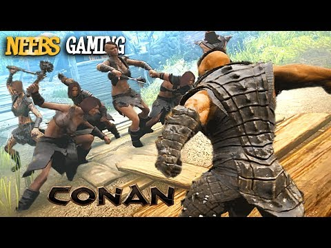 Conan Exiles - ALL-OUT BRAWL