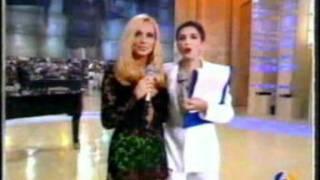 Sorpresa a fan + Lejos de aquella noche - Sorpresa, Sorpresa (Antena 3) 8/05/1996 - Marta Sánchez