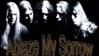 Ablaze my Sorrow - Slit Wide Open (Lyrics)
