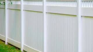 50 + Vinyl Privacy Fence Installation Ideas And Designs For The BackYard