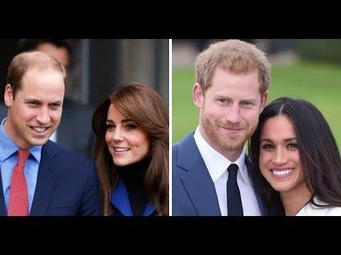 Австралийский экстрасенс рассказала о судьбе браков принца Уильяма и принца Гарри