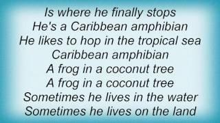 Caribbean Amphibian - Sesame Street
