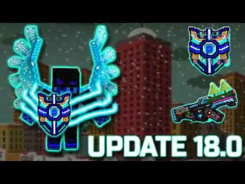 New Year Update 18.0.0 Pixel Gun 3D - New weapons | My ideas