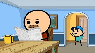 Ladder: Part 2 - Cyanide & Happiness Shorts