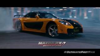 Fast & Furious: Favorite Car Fan Highlights