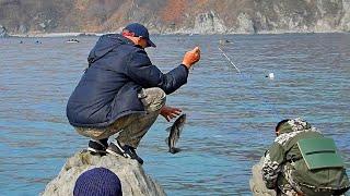Рыбалка в находка приморский край карта