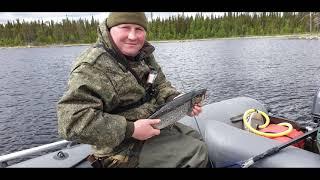 Рыбалка на втв мурманск 2019