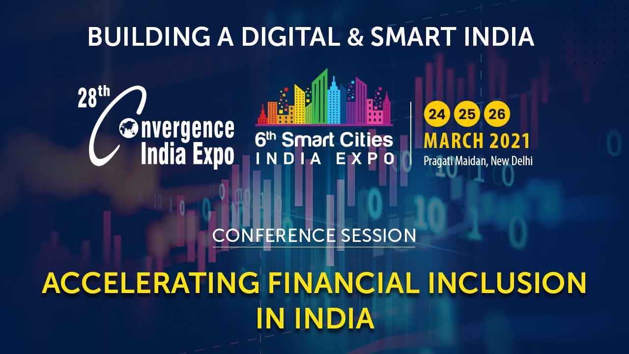 Conference Session on Accelerating Financial Inclusion in India