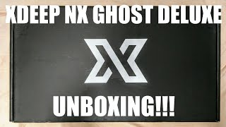 XDeep NX Ghost Deluxe Wing System - Unbox