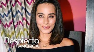 Esmeralda Pimentel ha sufrido discriminación por su físico