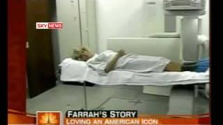 Actress Farrah Fawcett Remembered At LA Funeral