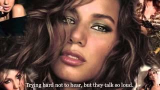 Leona Lewis   Bleeding Love (Lyrics On Screen & In Description)
