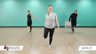 Parkinson's Exercise Program: Warm Up
