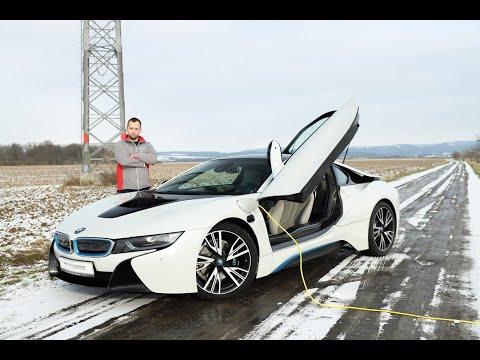 BMW i8 ČR Záruka 2 roky TOP stav