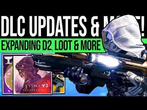 Destiny 2 | NEWS UPDATE & GROWING D2! DLC Maps, Moon Secrets, Nightmares, Updates & Bungie Feedback