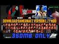 [350MB] Download WWE 2K18 Gamernafz Mod V1.77 Highly Compressed For PSP Android ||SVR Gamer||