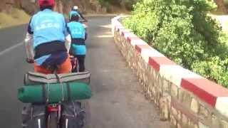 preview picture of video 'ASCM.du 25au28 JUIN 2012.AFourèr.(Beni-Mellal+Bin-el-ouidane+Cascades d'Ouzoud.)prt4'