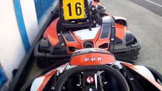 preview picture of video 'CARRERA Recas 2014 CKRC Karting ( -75KG ) Grupo B'