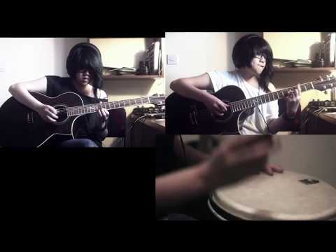 Katana - Depapepe Acoustic/percussion Cover By Visualgroove Mp3