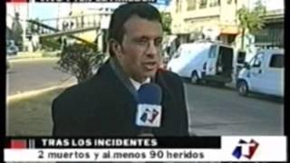 <b>La Crisis Causó Dos Nuevas Muertes</b>