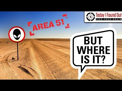 Why is Area 51 Called That?