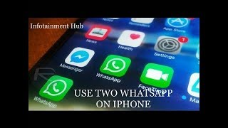 Use Two Whatsapp in one iphone