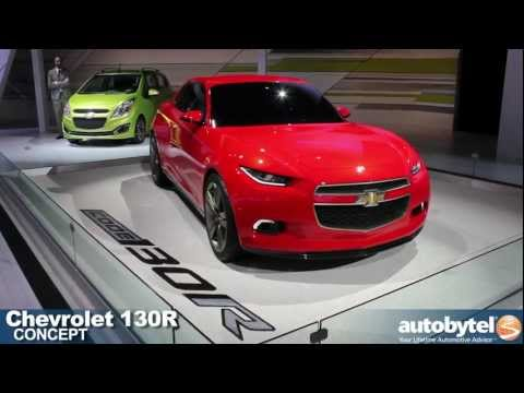 Chevrolet 130R Concept at the 2012 NAIAS Video First Look