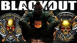 Going for that Crispy 1080 Solo BLACKOUT Win 😈 Black Ops 4 RAGE in 60fps