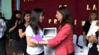preview picture of video 'Entrega de Netbook e Inauguración de obras en la Escuela Media de Lules- Gobierno de Tucumán'