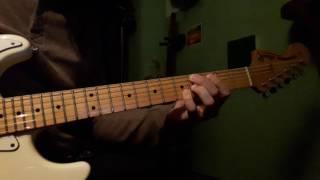 Jimi Hendrix - Ain't No Telling (cover) - Short Version