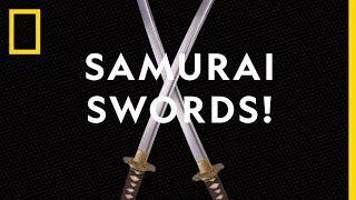 Samurai Sword - Linked   Explorer