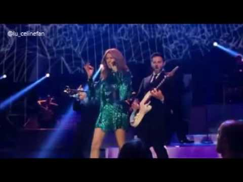 Celine Dion - Love Can Move Mountains - Vegas August 27th 2015