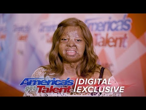 Kechi Feels Honored By Her Amazing AGT Journey - America's Got Talent 2017