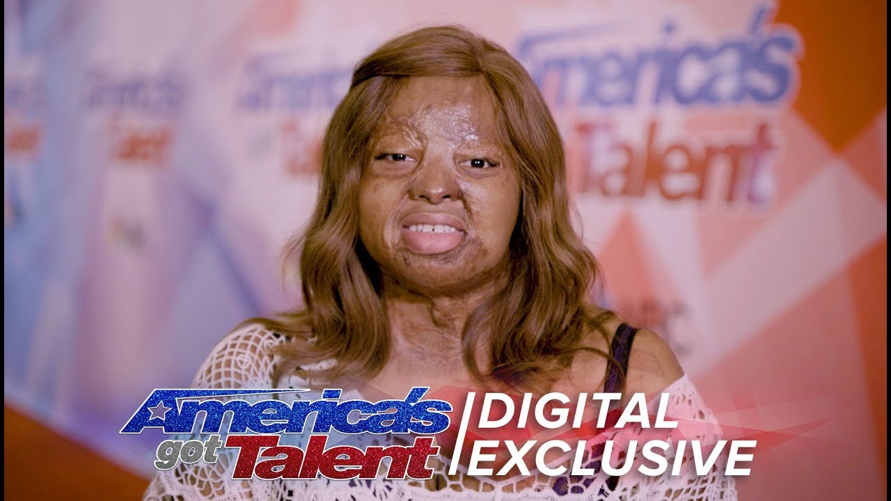 Kechi Feels Honored By Her Amazing AGT Journey - America's Got Talent 2017 thumbnail