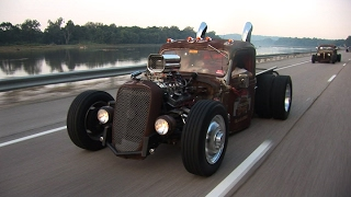 Rat Rod Magazine Cruise - Grafton IL.