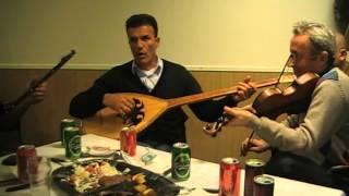 Fatmir Bajra,Myzaferi Dhe Afrim Elshani (Ahemet Delin)