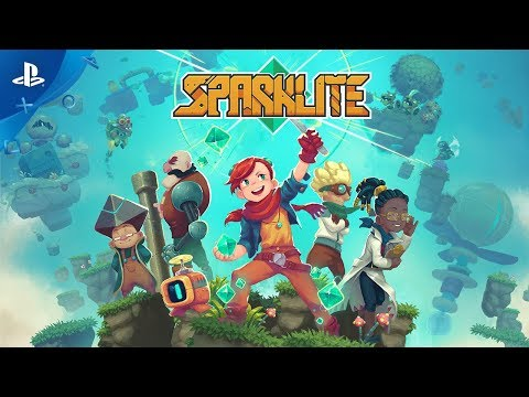 How Red Blue Went Indie and Built Sparklite, Lighting Up PS4 Today