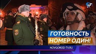 20 января по центральной новгородской площади пройдет самый масштабный в истории города парад
