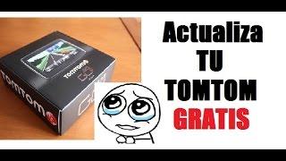 Actualizar Gps TomTom Go Live 825 Gratis  One Mapy Mapa Iberia Free