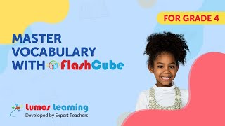 Vocabulary Practice Tool for Student | Grade 4