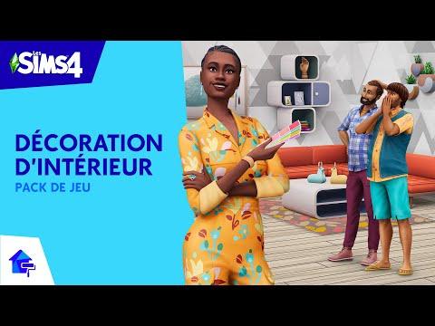 Les Sims 4 Décoration d'intérieur : bande-annonce officielle de révélation de Les Sims 4