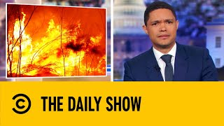 Australian wildfires destroy thousands of homes and lead to the death of a billion animals, and Prime Minister Scott Morrison faces backlash for vacationing during the crisis.  Subscribe to Comedy Central UK: http://bit.ly/1gaKaZO Check out the Comedy Central UK website: http://bit.ly/1iBXF6j  Get social with Comedy Central UK: Twitter:  https://twitter.com/ComedyCentralUK Facebook: https://www.facebook.com/comedycentraluk