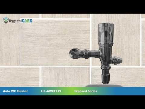 Automatic Wc Flushers