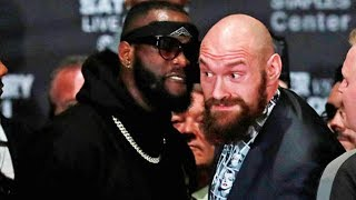 Tyson Fury Funny Moments - 2020