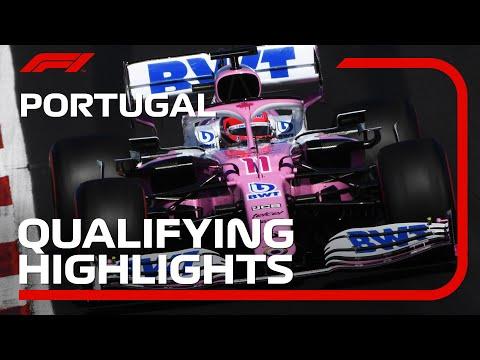 ポールポジションはルイス・ハミルトン!F1 第12戦ポルトガルGP(ポルトガル)予選のハイライト動画